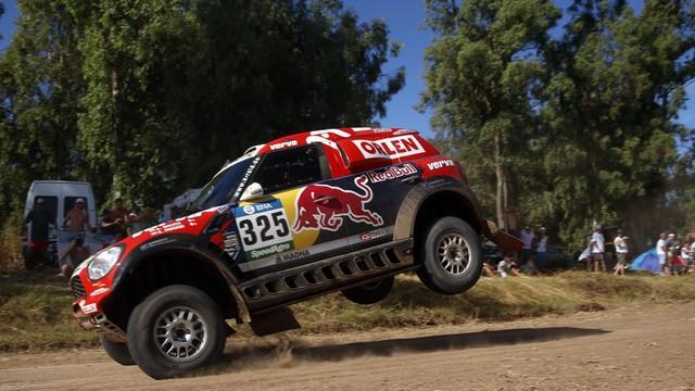 Rajd Dakar - Małysz na 15 miejscu