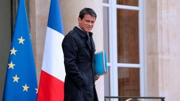 11-05-2016 19:56 Francja: w czwartek głosowanie nad wotum nieufności dla rządu