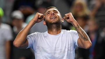 2017-01-21 Rewelacja Australian Open: Grzesznik w koszulkach za 20 dolarów