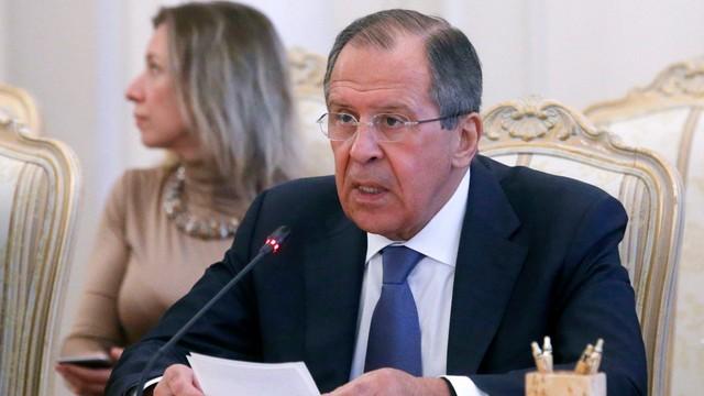 Ławrow: nie ma żadnych tajnych rozmów z USA w sprawie Syrii