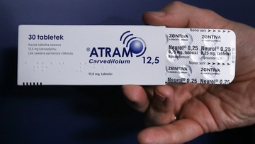 12-09-2016 16:16 Dolnośląskie: śledztwo ws. śmierci pacjenta przyjmującego lek Atram