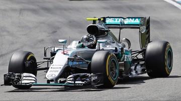 2016-07-29 Rosberg najszybszy na dwóch treningach przed GP Niemiec