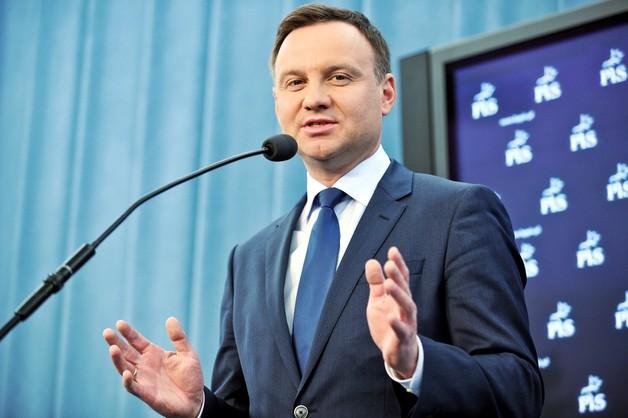Duda zaproponował debatę Komorowskiemu