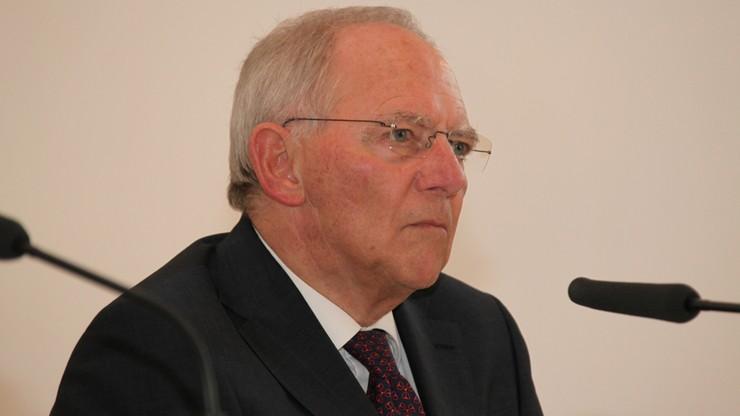 Minister finansów Niemiec chce wspólnej europejskiej armii
