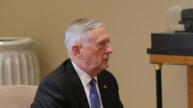 Szef Pentagonu zapowiada konsultacje z NATO ws. Afganistanu