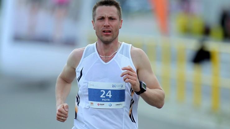 Zwycięstwo Piotra Szpigiela w  I PZU Gdańsk Maratonie