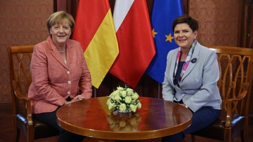 26-08-2016 11:40 Rozpoczęła się wizyta kanclerz Niemiec w Polsce