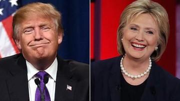 """08-11-2016 06:57 Amerykanie podzieleni - """"dynamiczny biznesmen"""" albo """"doświadczona polityk"""""""
