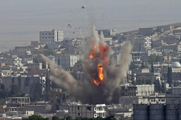 Iraccy Kurdowie wysłali pomoc dla obrońców Kobane