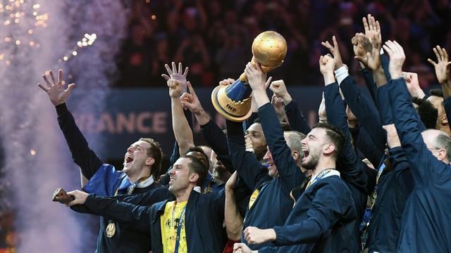 MŚ piłkarzy ręcznych - Francja lepsza od Norwegii w finale