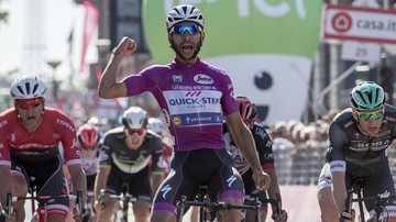 2017-08-02 Vuelta a Espana: Nie wystąpi kontuzjowany kolumbijski sprinter Gaviria