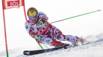 2015-12-05 Alpejski PŚ: Zwycistwo Marcela Hirschera. Lider daleko z tyłu