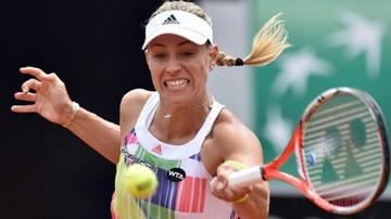 2017-01-05 Turniej WTA w Brisbane: Kerber i Cibulkova odpadły w ćwierćfinale