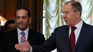 10-06-2017 18:53 Katarczycy szukają poparcia u Putina. Z powodu izolacji przez świat arabski