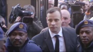 07-08-2016 10:56 Pistorius w szpitalu. Media: chciał popełnić samobójstwo