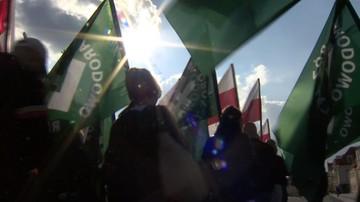 Policja bada, czy ONR w deklaracji ideowej nawołuje do nienawiści
