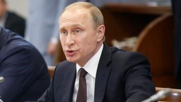 22-06-2016 11:34 Putin: NATO nasila agresywne działania w pobliżu granic Rosji