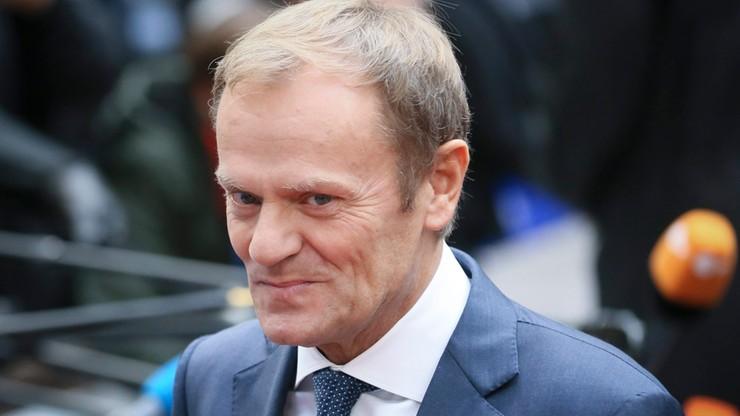 Tusk: mało prawdopodobne ukaranie Polski za TK