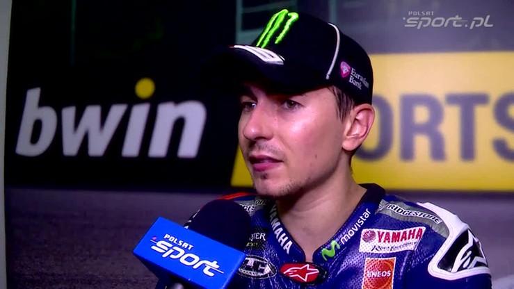 Lorenzo: Nie było lekko, ale mogę odetchnąć!