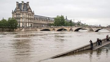 06-06-2016 10:26 Francja utrzymuje pomarańczowy alert powodziowy