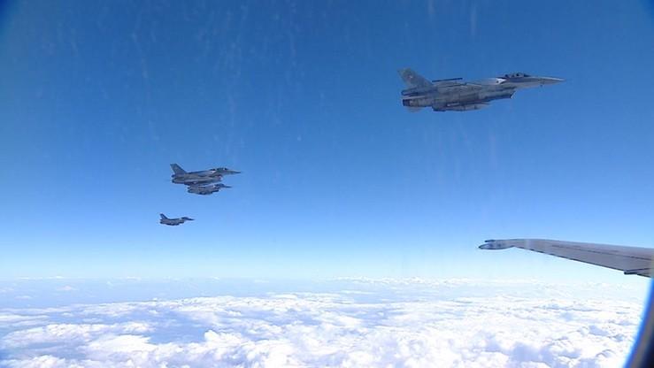 USA udzielą wsparcia technicznego dla polskich F-16