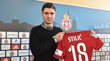 2017-01-14 Stilić w Wiśle Kraków!