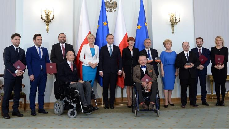 Architektura bez barier. W Warszawie wręczono nagrody za najlepsze rozwiązania dla niepełnosprawnych