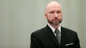 """01-03-2017 13:30 Breivik przegrał proces. ws. """"nieludzkiego traktowania"""" go w więzieniu"""
