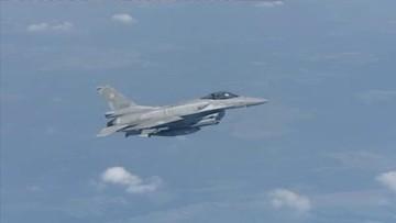 24-12-2016 13:33 Kontrakt podpisany. USA wyślą nowoczesne pociski dla polskich F-16