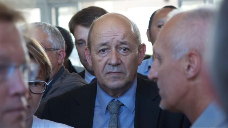 Minister obrony Francji: wyeliminowanie Państwa Islamskiego jest możliwe
