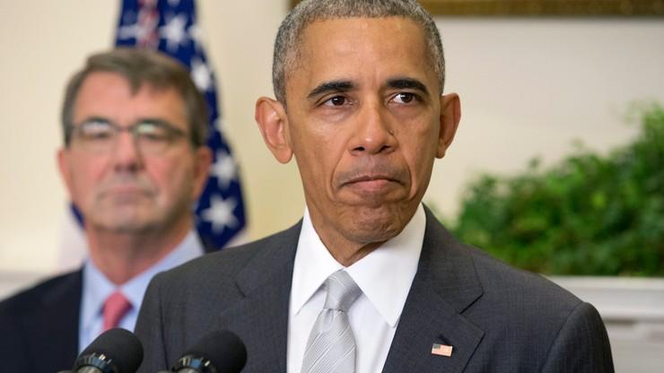 Obama złożył kondolencje rodzinom zastrzelonych Afroamerykanów