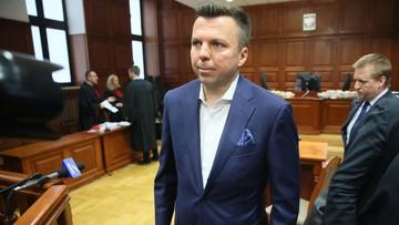 """20-05-2016 13:07 Falenta staje przed sądem. Ruszył proces w sprawie """"afery podsłuchowej"""""""