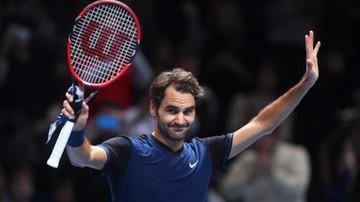 2015-11-21 Federer nie dał szans Wawrince. Teraz Djokovic