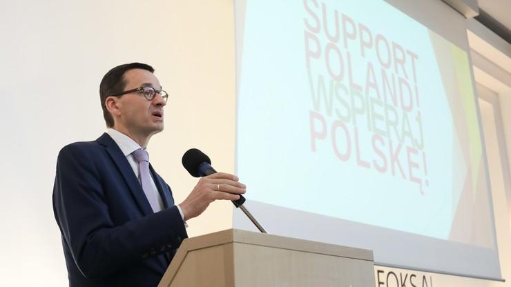 """Konferencja """"Support Poland! Wspieraj Polskę!"""" przeciwko zniesławieniom w mediach zagranicznych"""