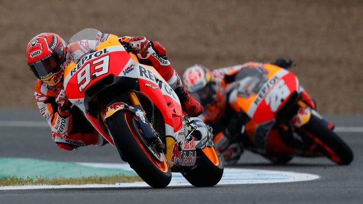 MotoGP: Dominacja gospodarzy w Grand Prix Hiszpanii