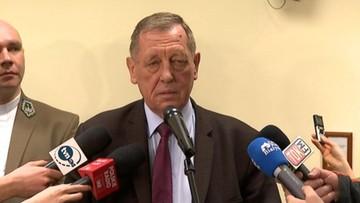 Minister Szyszko: 1/3 nadleśnictw w Puszczy Białowieskiej bez ingerencji człowieka