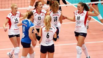 2015-12-08 Puchar CEV: Zwycięstwo Polskiego Cukru Muszynianki. Skrót meczu