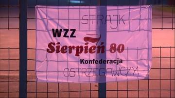 06-11-2017 08:00 Strajk w kopalni Ruda w Rudzie Śląskiej. Górnicy chcą mieć takie same premie