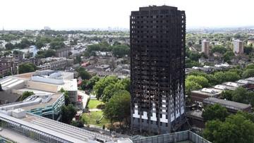 16-06-2017 16:07 Co najmniej 30 ofiar śmiertelnych pożaru w Londynie. Liczba może wzrosnąć