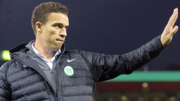 2016-11-06 Ismael na dłużej trenerem VfL Wolfsburg