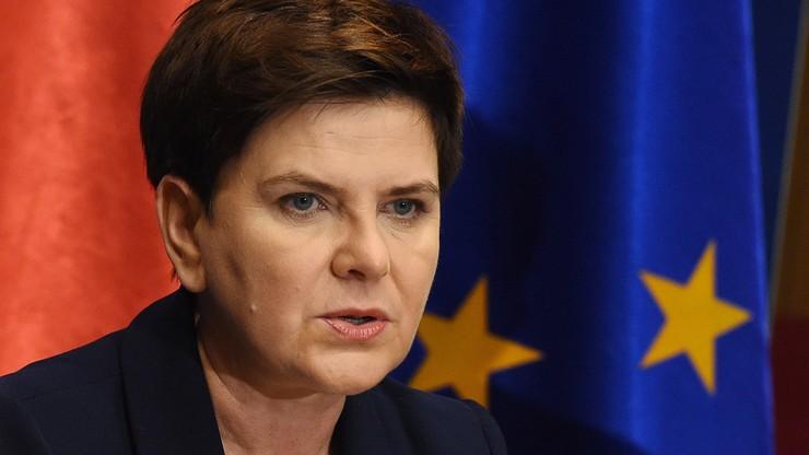 """""""Żadna prowokacja nie może być usprawiedliwieniem dla nienawiści"""". Premier Szydło w rocznicę pogromu kieleckiego"""