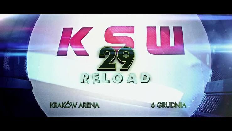 KSW 29 News - odcinek 1