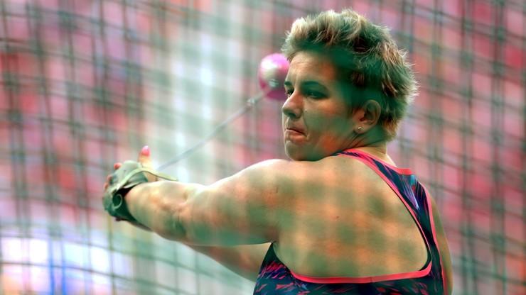 Włodarczyk w finale plebiscytu na europejską lekkoatletkę roku