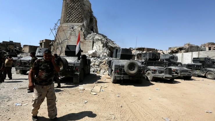 Ogłoszono wyzwolenie Mosulu z rąk dżihadystów z IS