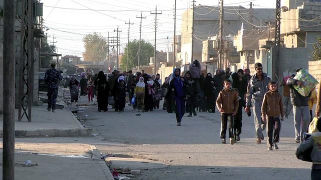 Irak: dżihadyści wciąż zabijają w Mosulu. Ukrzyżowali pięć osób