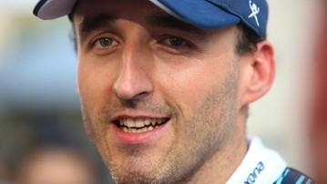 2017-12-11 Media: Kubica nie podpisze kontraktu z Williamsem