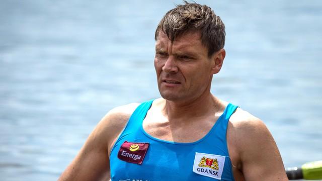 Adam Korol - wioślarski dominator ministrem sportu