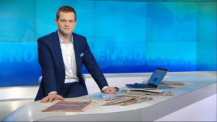 Nowy Dzień z Polsat News od godz. 5:50. Jak samorządy przygotowują się do Programu 500+. Masz katar? To na pewno wina pyłków!