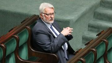 10-10-2016 15:59 Waszczykowski ws. Caracali: Francuzi nie przedstawili oferty korzystnej dla polskiego interesu