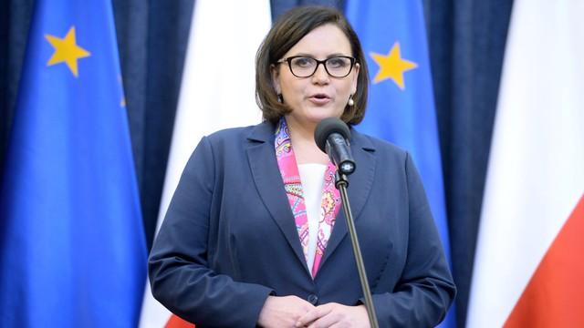 Sadurska: Sprawa Trybunału jest zamknięta